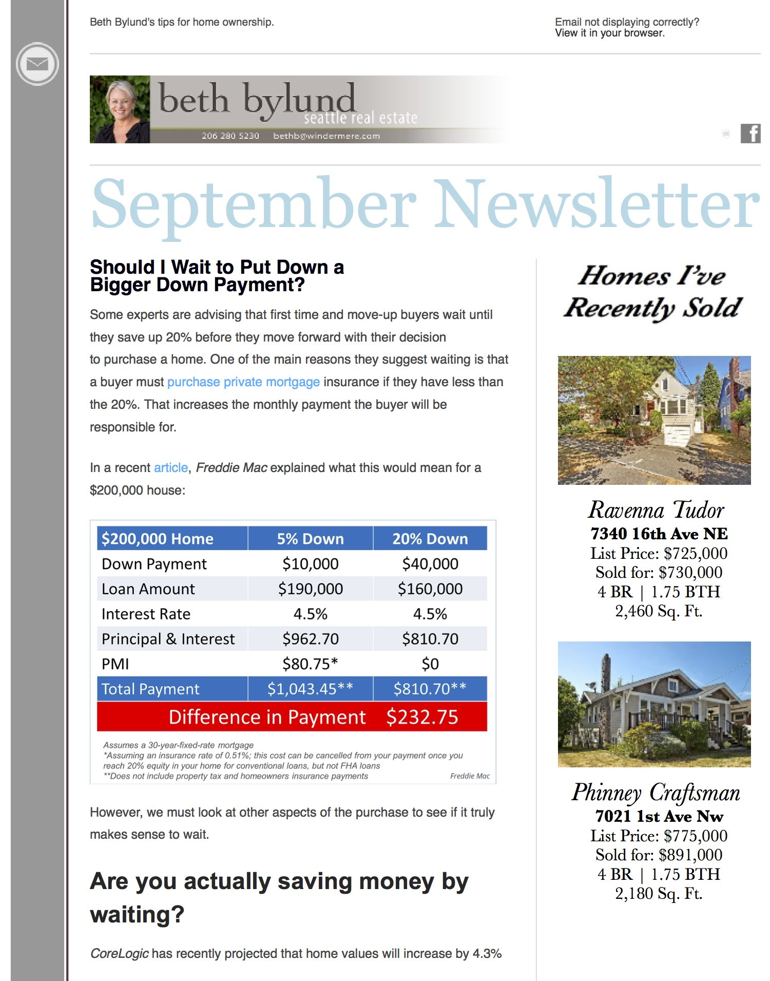 windermere real estate, real estate, phinney ridge, ballard, greenwood, seattle, beth bylund, selling a home, buying home, phinney ballard homes